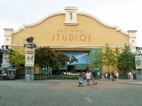 Vstup do Disney Studios